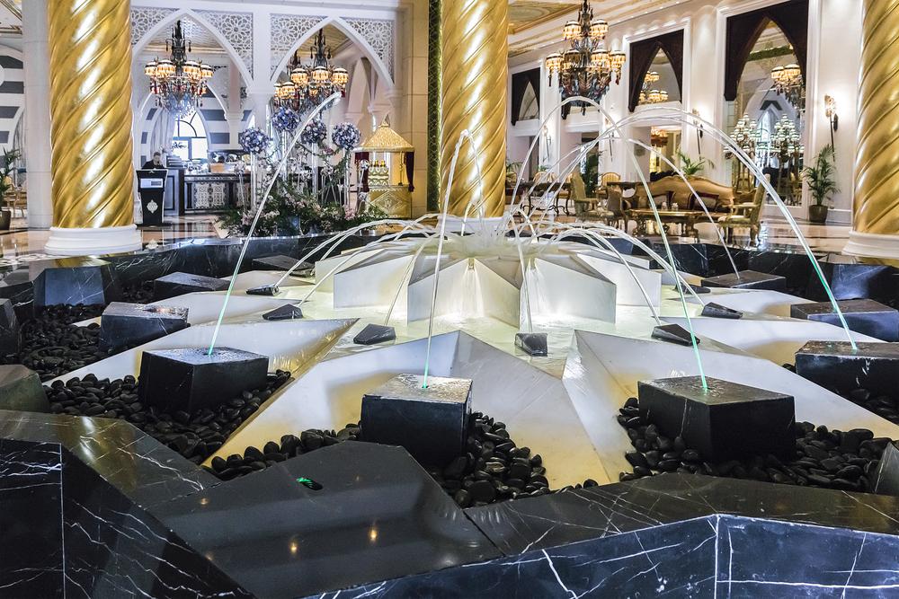 Talise Ottoman Spa, Jumeirah Zabeel Saray Hotel