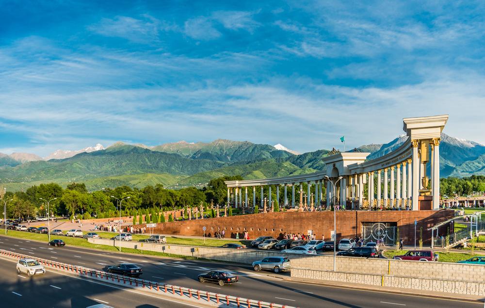 Almaty City, Kazakhstan