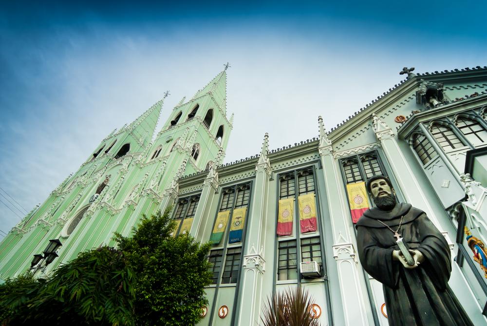 San Sebastian Church, Manila