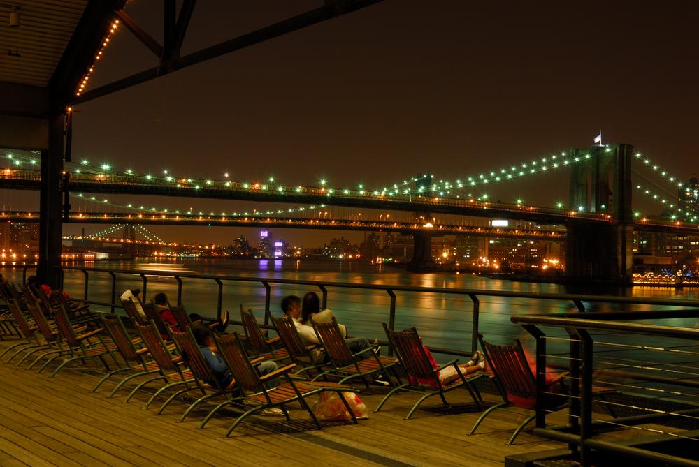 Pier 17, Ney York