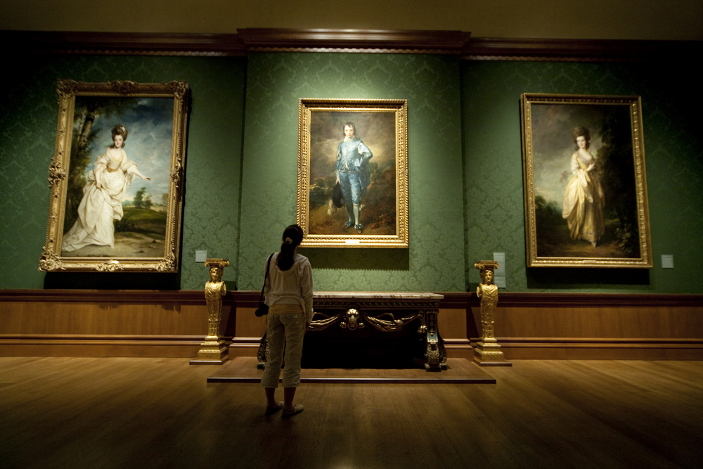 The Huntington Library art collection