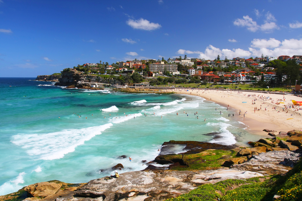 Beaches in Manly