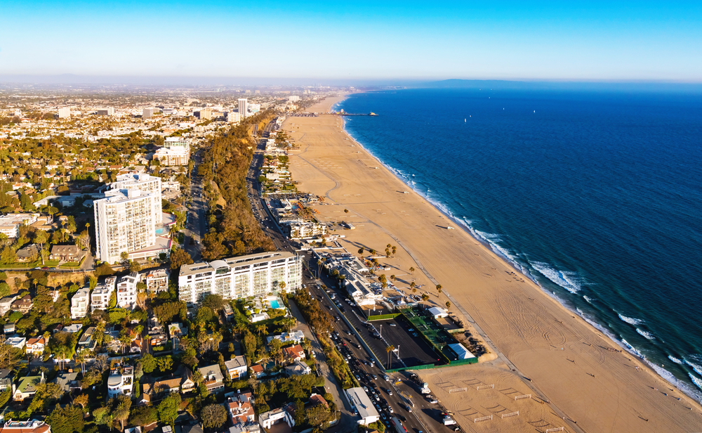 Southern california beach destinations orogold store locator for Beach cities in california