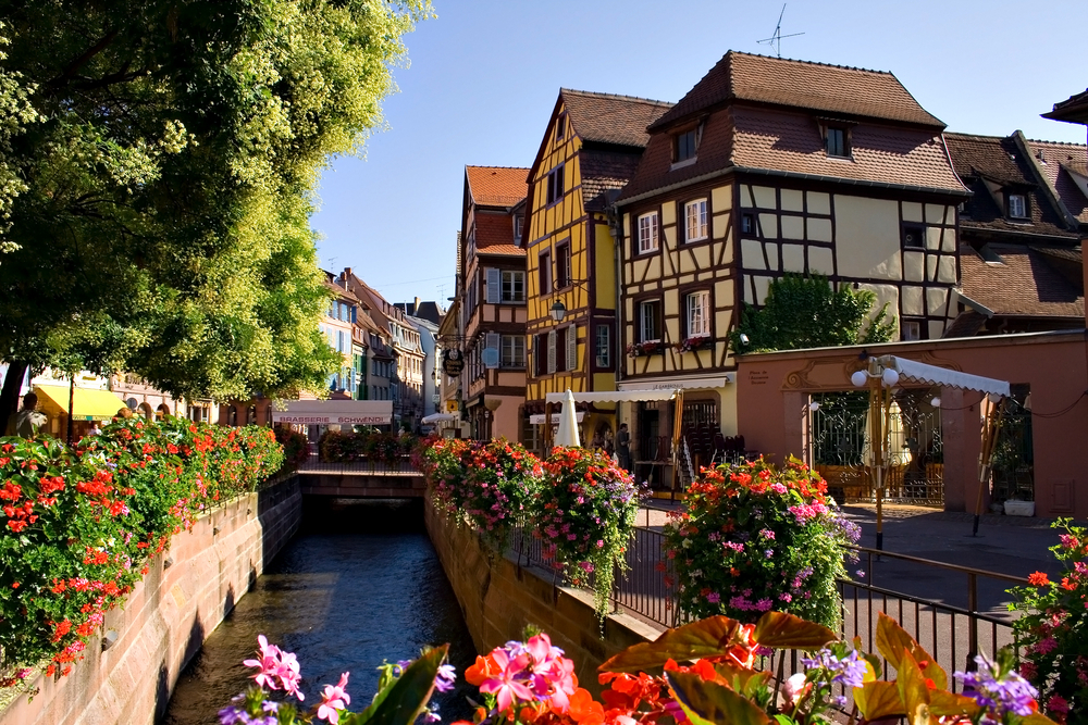 The City of Strasbourg