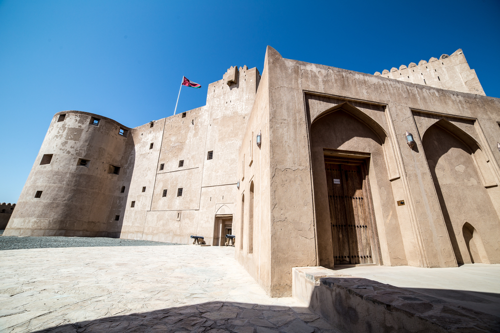 Castle of Jabreen