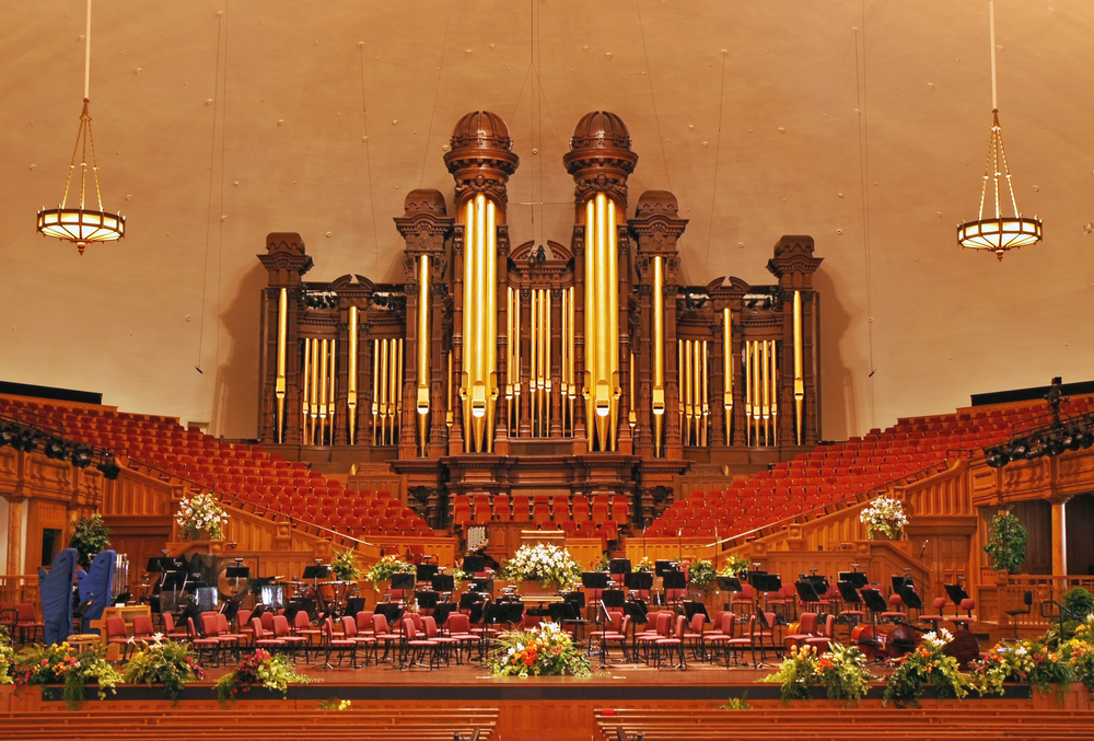 Mormon Tabernacle building