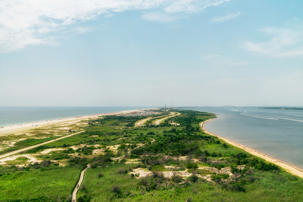 Fire Island, New York