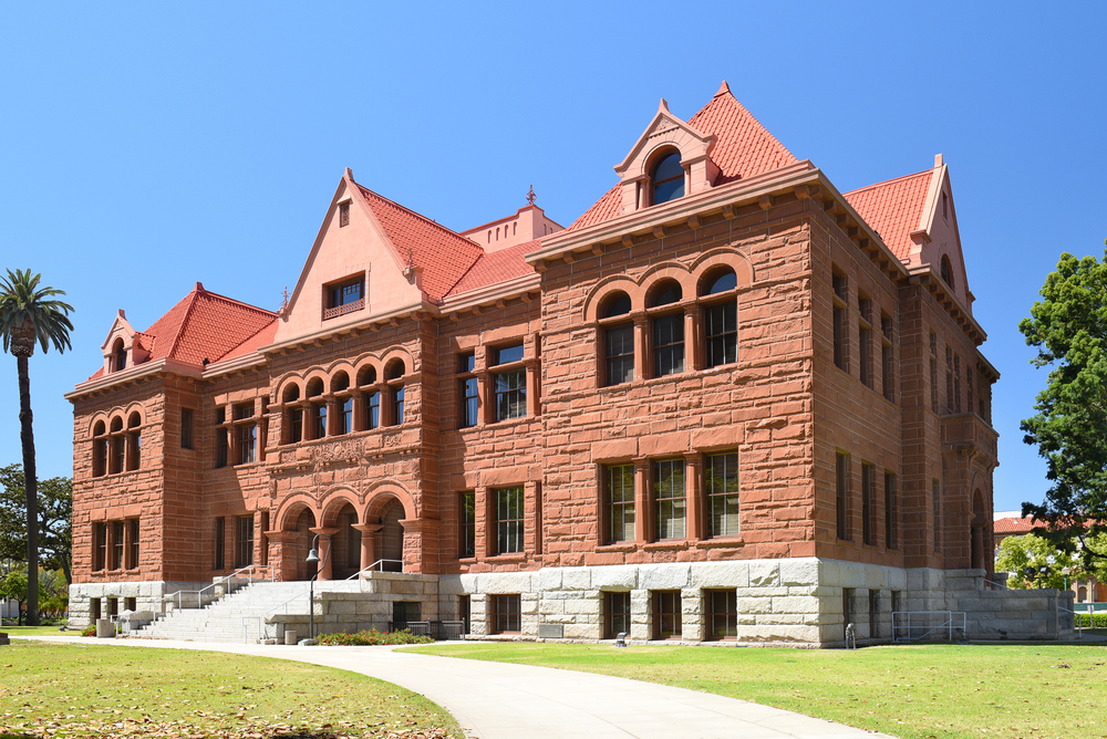 Old Orange County Courthouse Museum