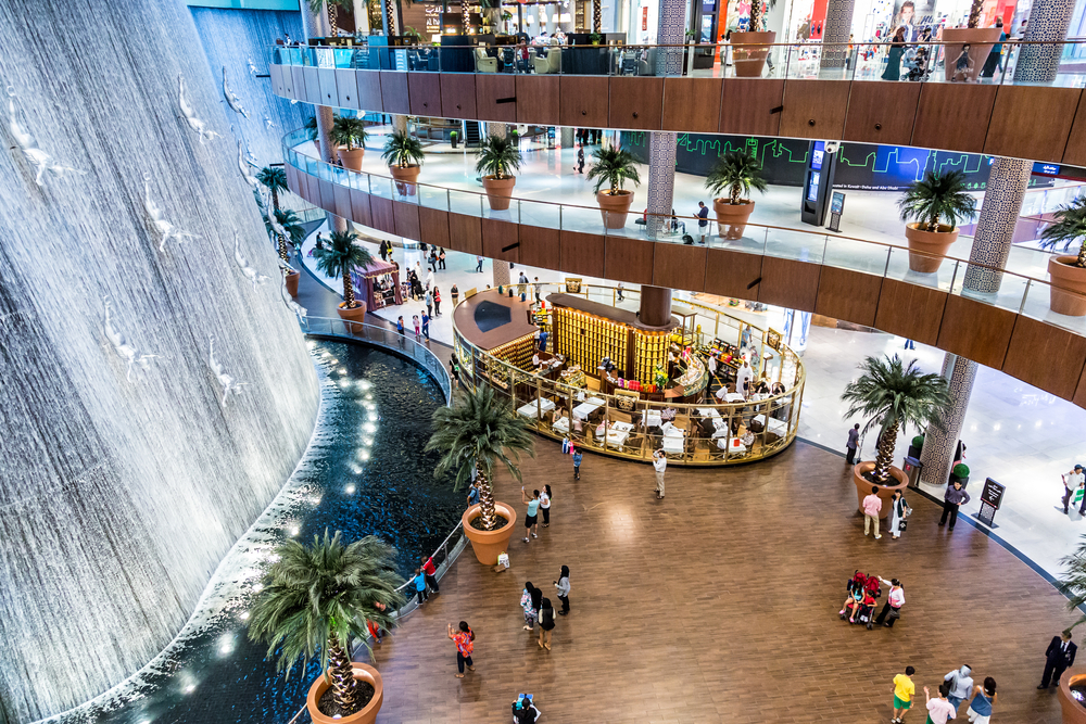 Malls of Dubai